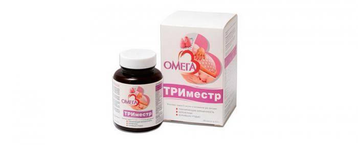 Омега-3 и рыбий жир при беременности: польза, влияние, применение