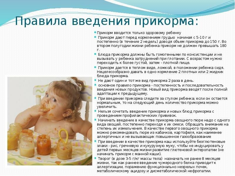 Что делать, если после введения прикорма у ребёнка запор: практические советы по корректировке меню ребёнка и меры борьбы с запором