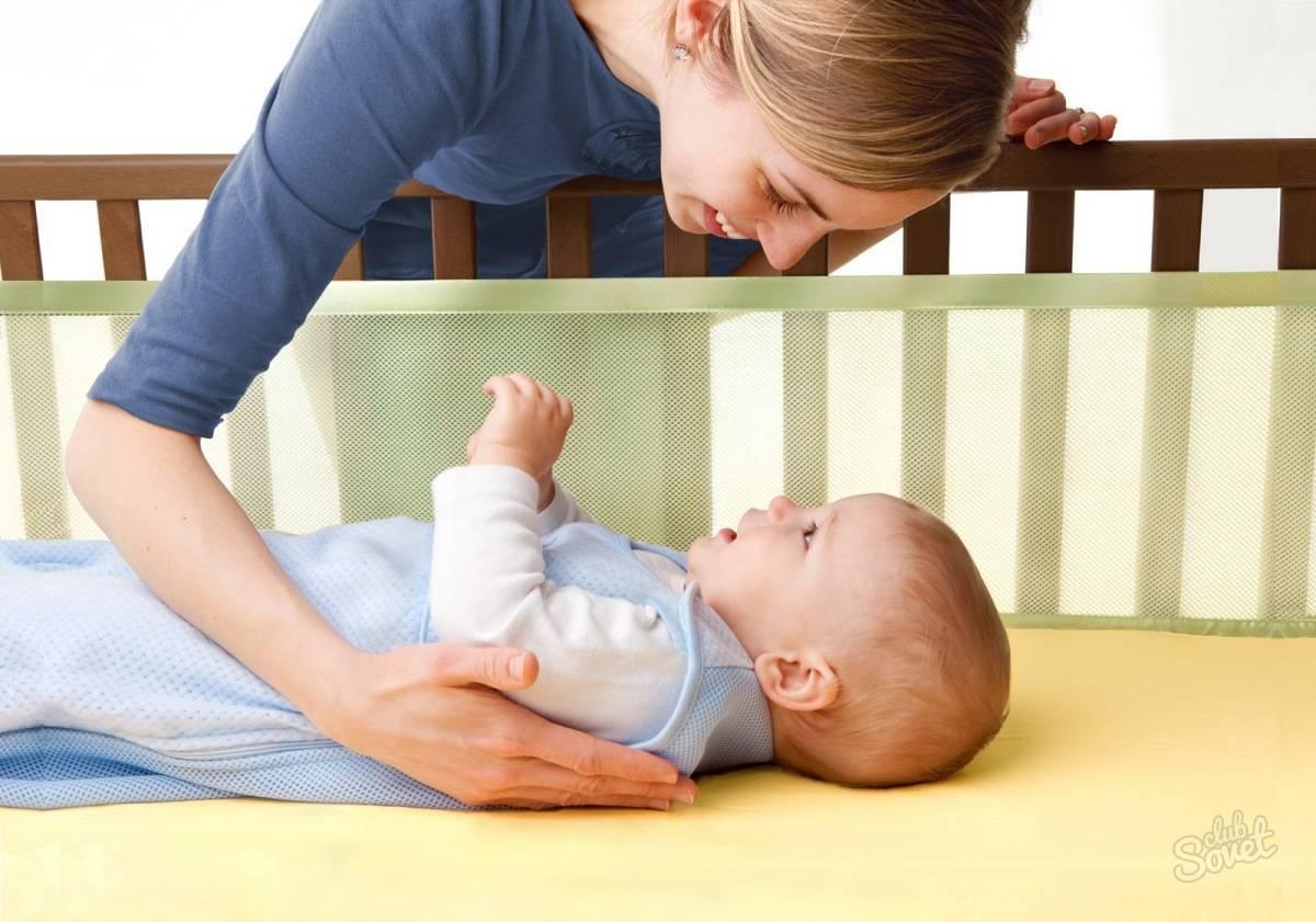 Как уложить ребенка спать без грудного кормления (отучить засыпать с грудью)