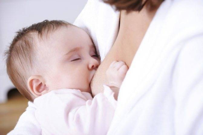 Молоко после родов: кормление по всем правилам