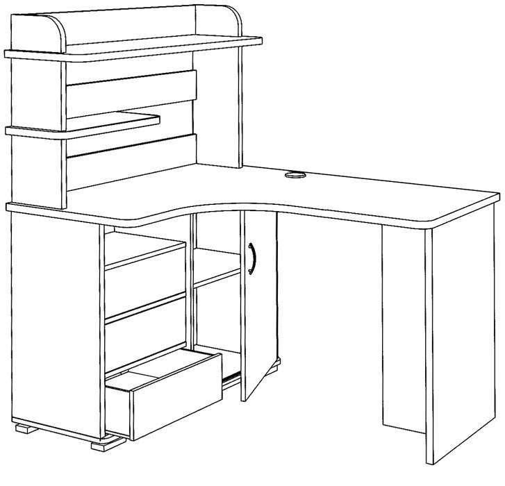 Как правильно выбрать письменный стол для школьника? какой высоты должен быть письменный стол для школьника