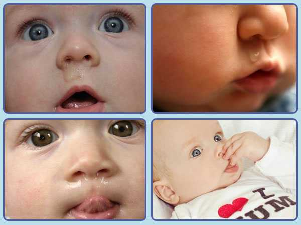 Кашель при прорезывании зубов у детей, сколько длится, как лечить