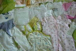 Список вещей для новорожденных на первое время: советы и рекомендации