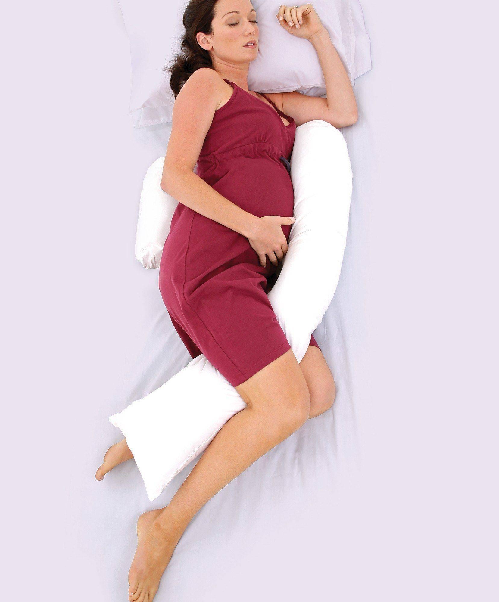 Рекомендуемые позы при беременности