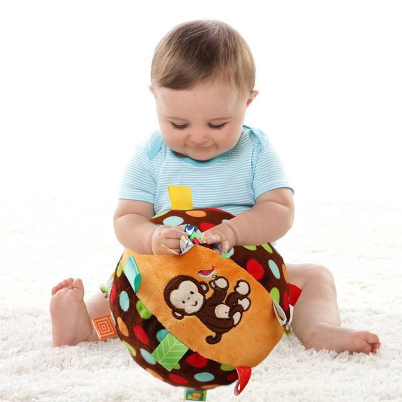 Игрушки для детей по возрастам (список)