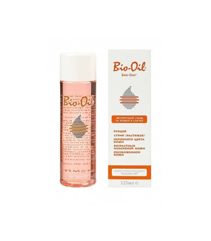 Натуральное масло bio-oil: от шрамов, растяжек, неровного тона