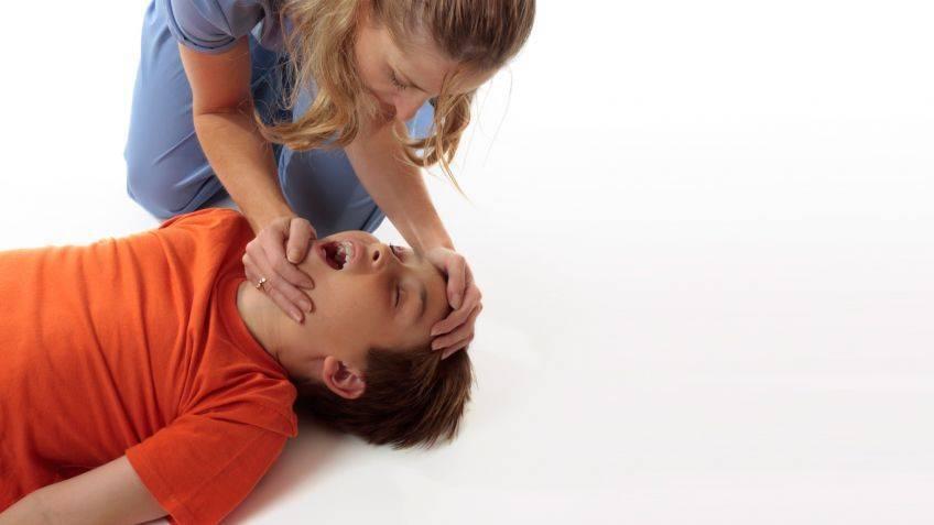 Причины возникновения приступов эпилепсии у детей