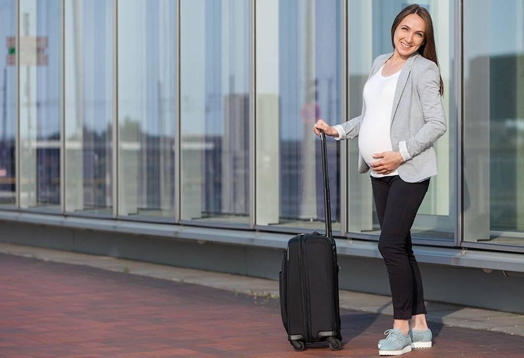 Является ли беременность противопоказанием к полётам?