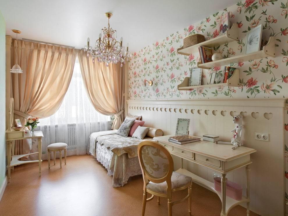 Дизайн спальни в стиле прованс: идеи для оформления интерьера, выбор декора