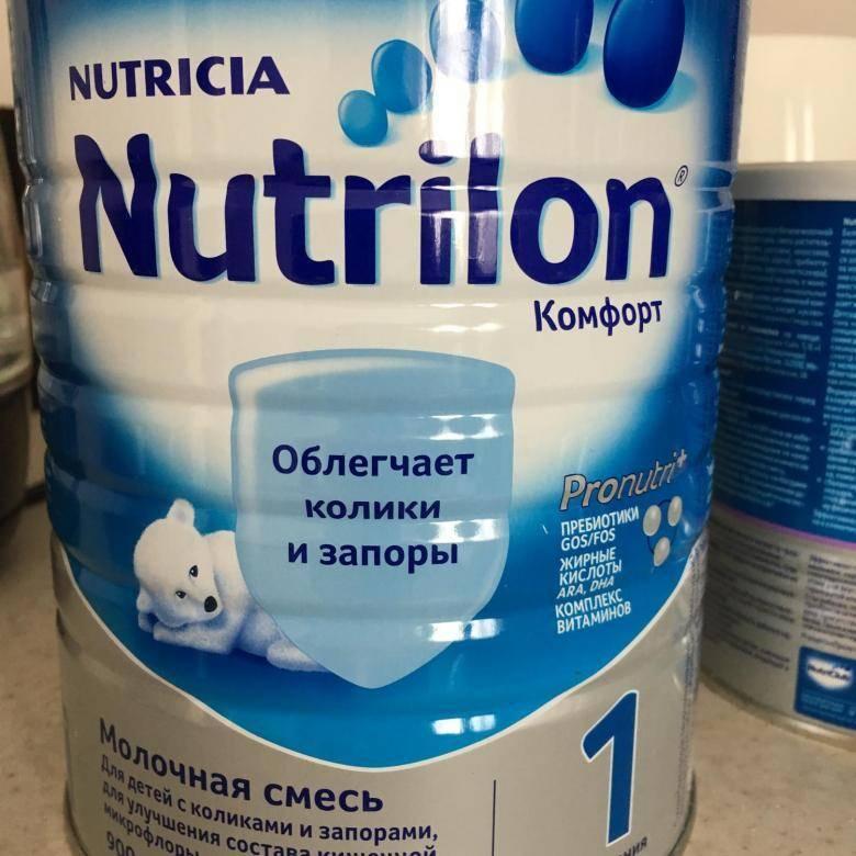 Какую смесь выбрать для новорожденного при запорах и коликах с пребиотиками