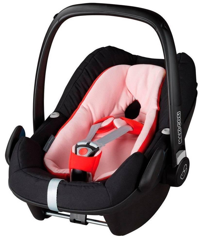 Обзор автолюлек для новорожденных