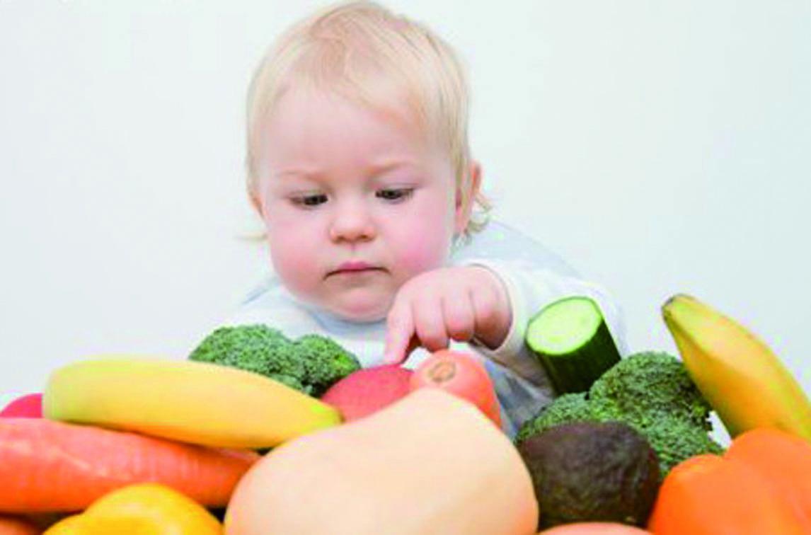 Ребенку 8 месяцев: развитие, питание, вес и рост (таблица с нормами)