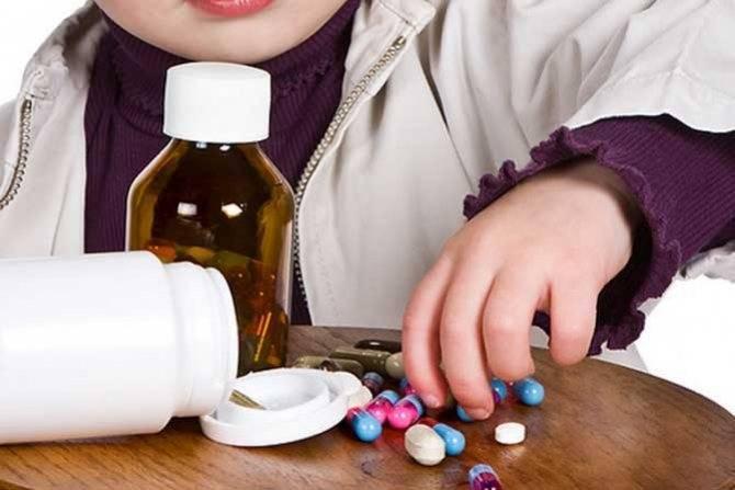 Отравление и рвота у ребенка — что делать?