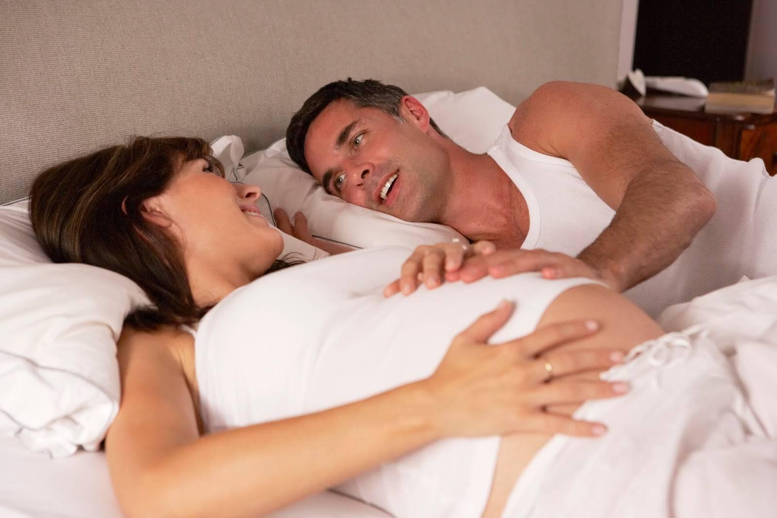 Либидо при беременности: скачки гормонов, сроки беременности и влияние на сексуальное влечение - cureprostate.ru