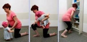 Почему нельзя поднимать тяжести при беременности?