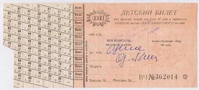 До скольки лет детский билет на поезд: в каком возрасте можно купить по льготе? | покупки | vpolozhenii.com