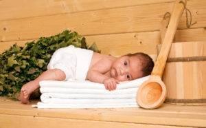 Можно ли ходить в баню кормящей маме и париться при грудном вскармливании?