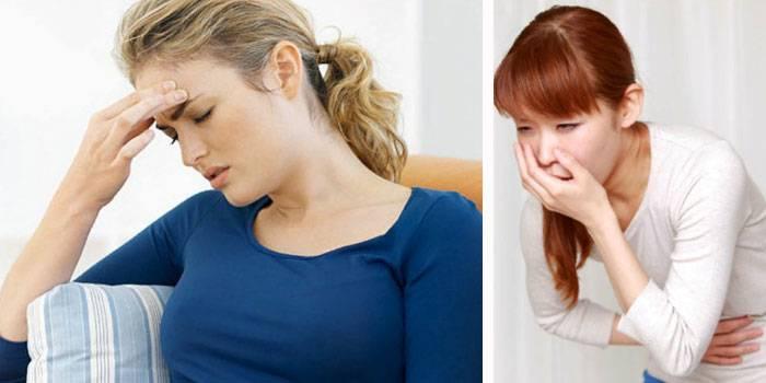 У ребенка болит живот и голова, приступы рвоты: причины, сопутствующие симптомы и лечение | симптомы | vpolozhenii.com