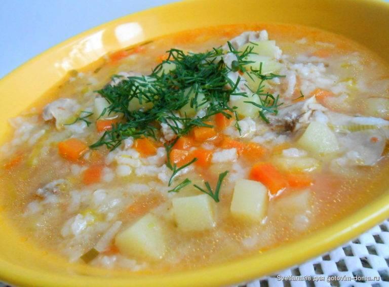 Поиск по запросу «рыбный суп для детей»