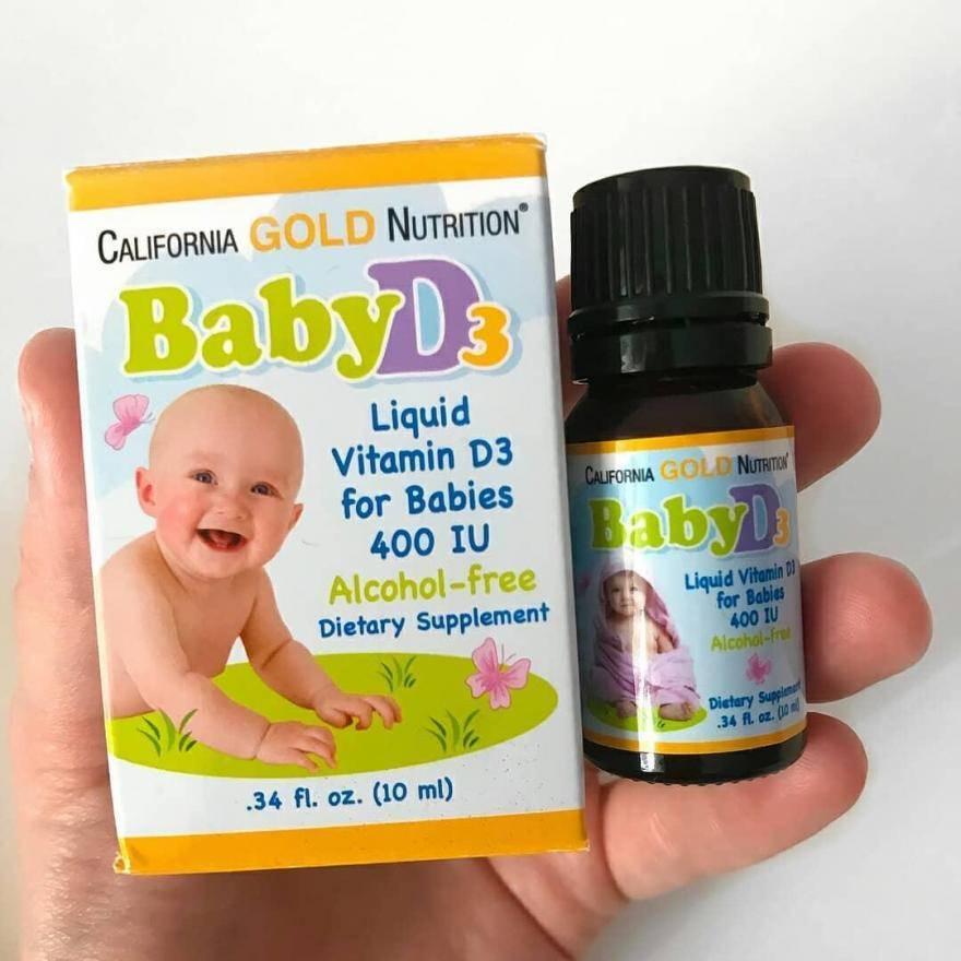 Витамин д для детей: какой лучше и как правильно выбрать