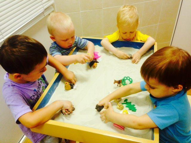 Возможности песочной терапии для детей и взрослых