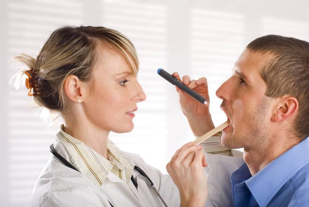 Болезни горла у детей диагноз