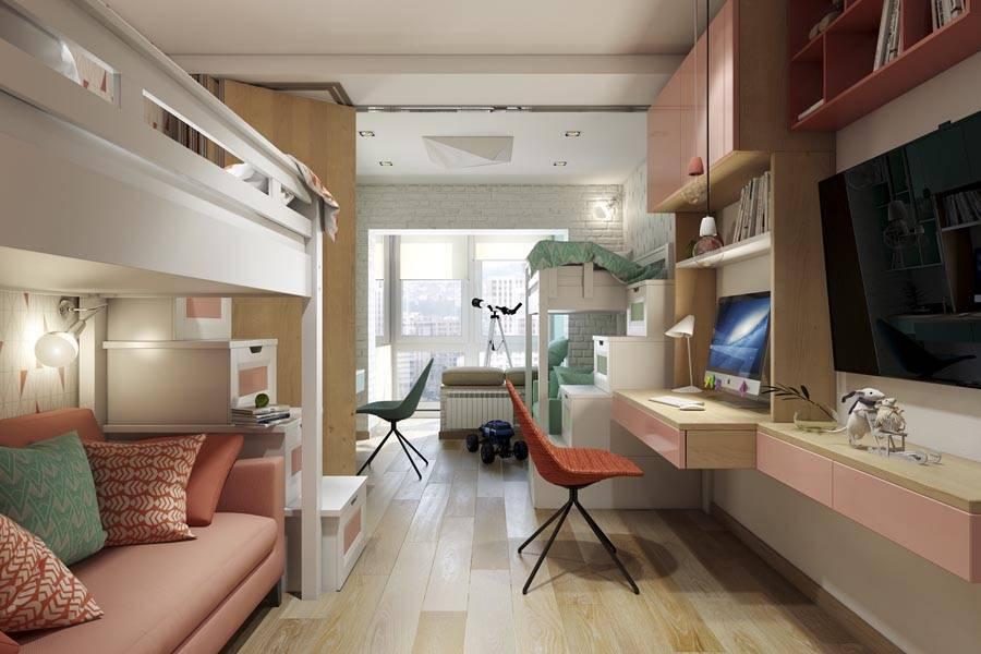 Дизайн детской комнаты для двух мальчиков, в том числе разного возраста, варианты интерьера + фото дизайн детской комнаты для двух мальчиков, в том числе разного возраста, варианты интерьера + фото