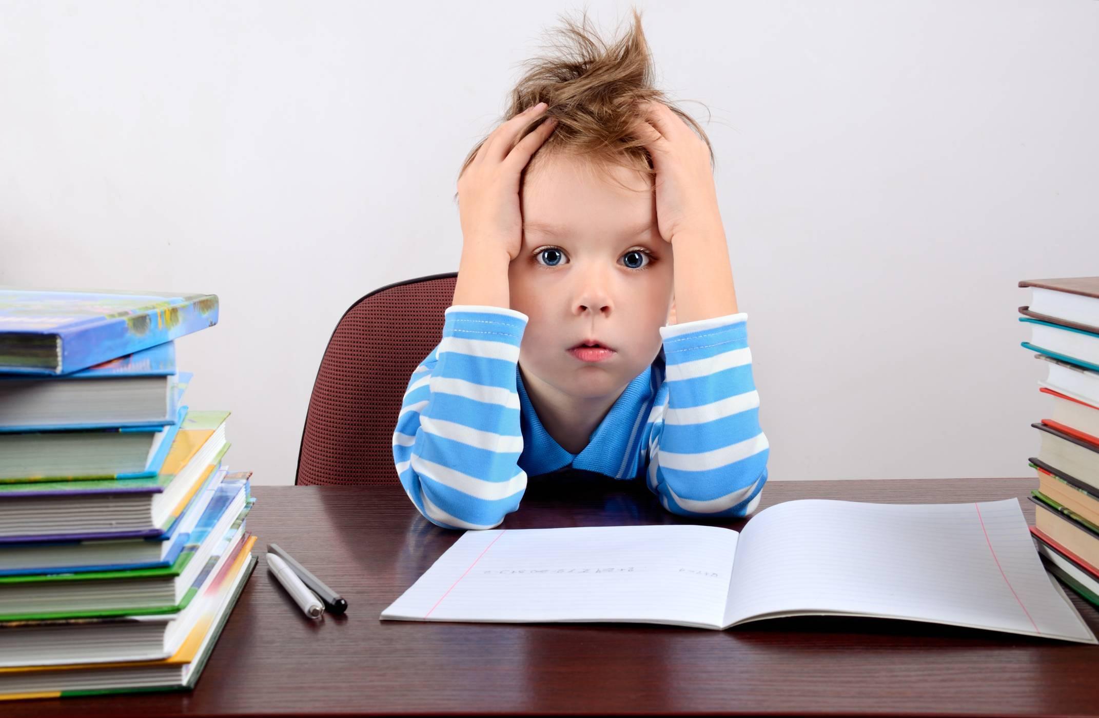 Как заставить ребёнка учиться и делать уроки