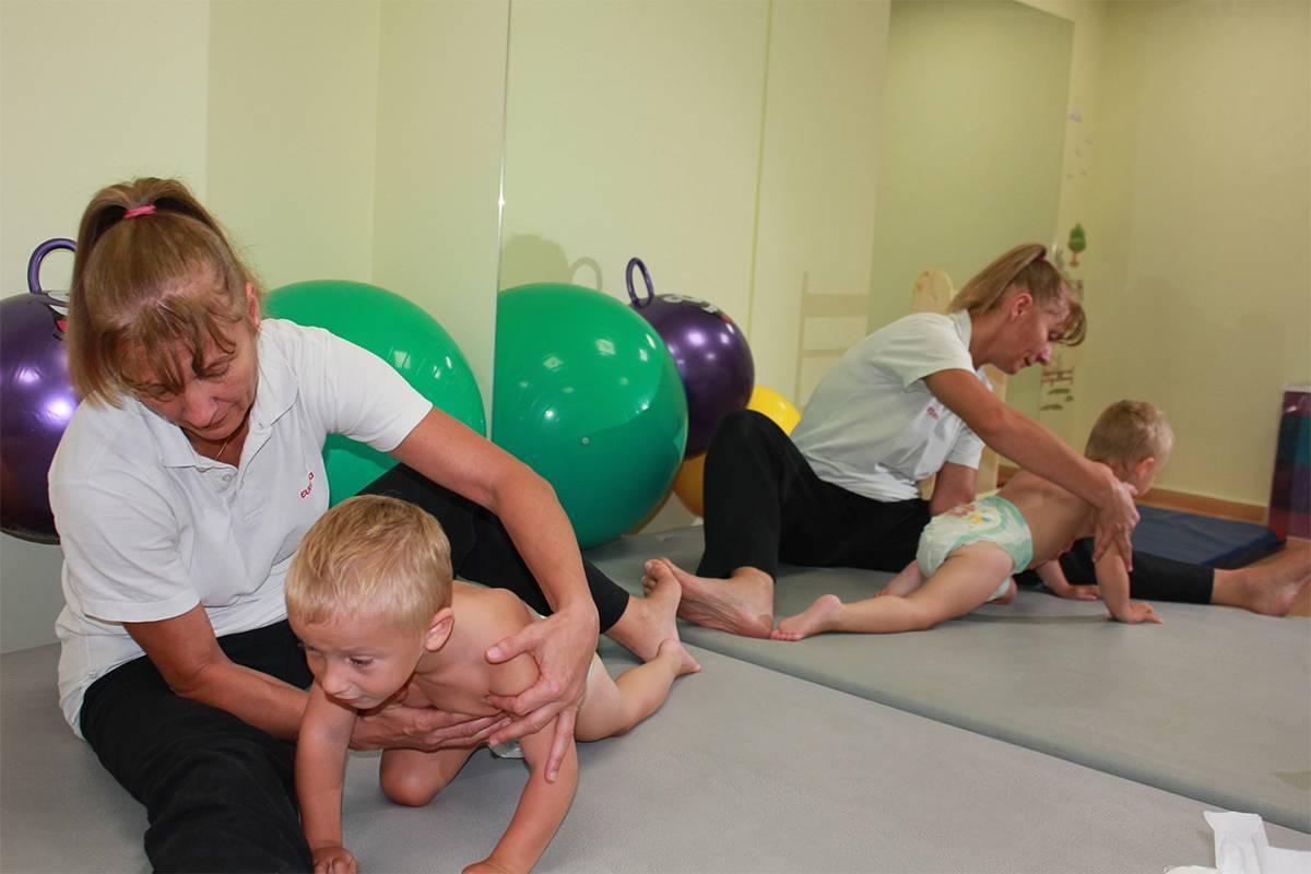 Упражнения при гипотонусе у грудничка