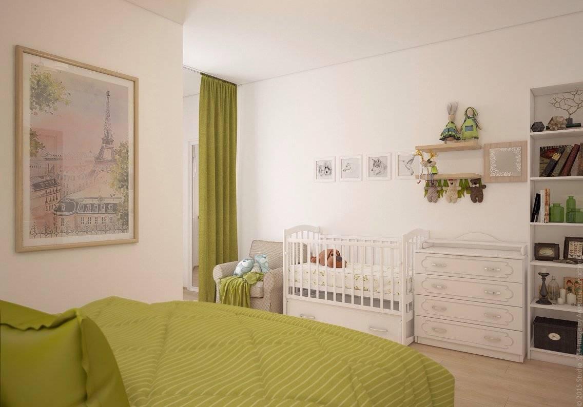 Дизайн детской спальни +75 фото идей оформления интерьера