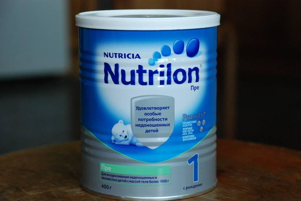 Смеси для недоношенных и маловесных детей: молочные смеси для набора веса: читайте на сайте nutrilak