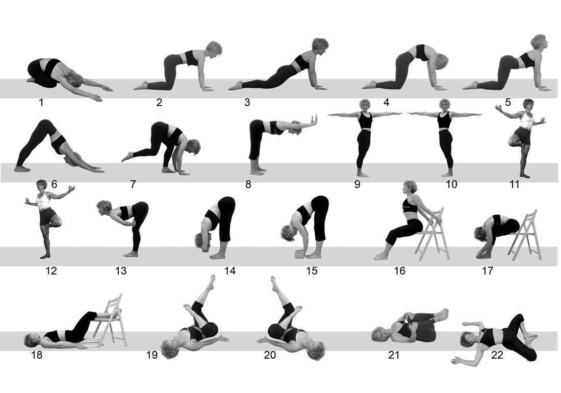 Упражнения для беременных: 2 триместр