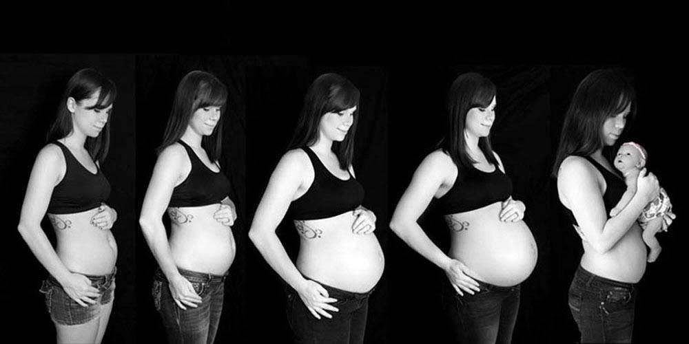 Большой живот при беременности: почему быстро растет на ранних или поздних сроках? | здоровье мамы | vpolozhenii.com