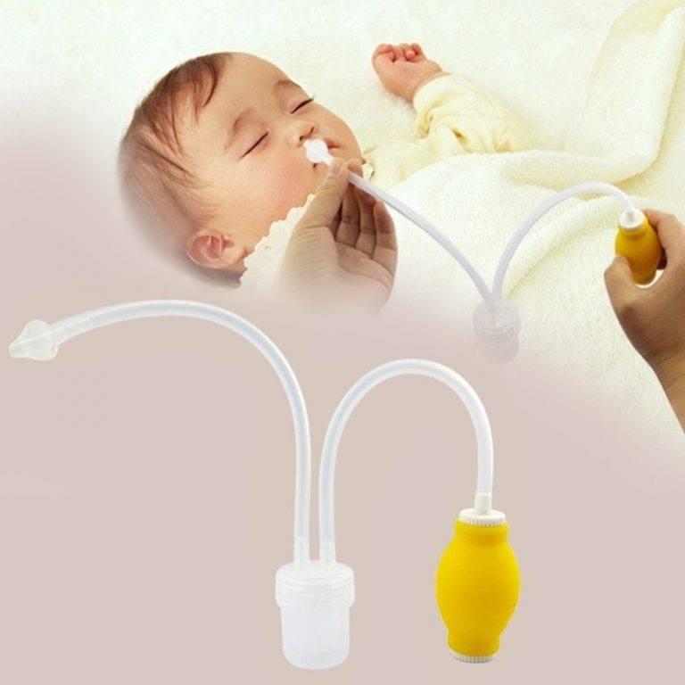 Аспиратор назальный детский, соплеотсос: какой выбрать, как отсосать сопли у грудничка, новорожденного