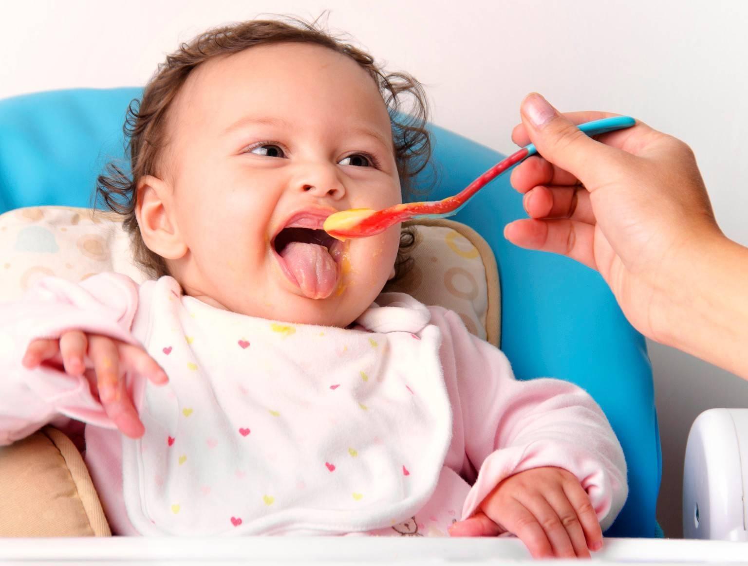 Ребенок не ест кашу: как научить и заставить есть безмолочные каши в 7 месяцев, как приучить и почему грудничок отказывается