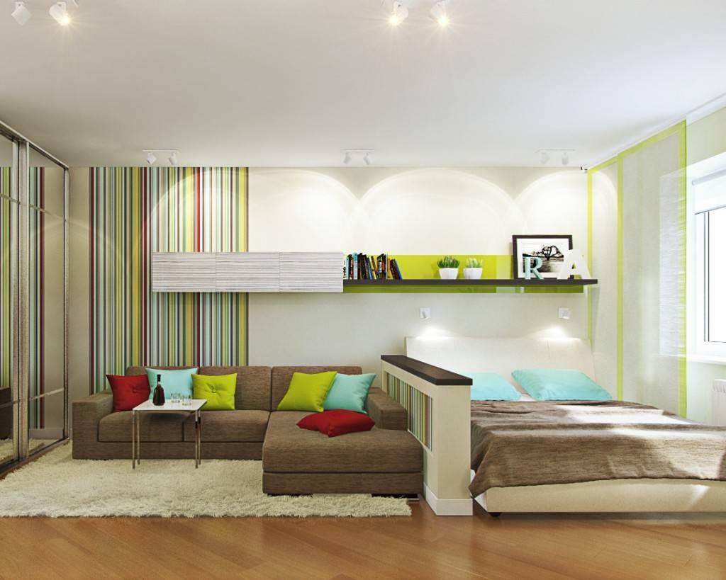 Спальня и детская в одной комнате: правила зонирования и как совместить