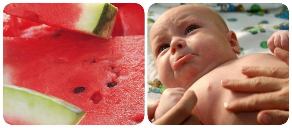 Польза и вред арбуза при грудном вскармливании и беременности для ребенка