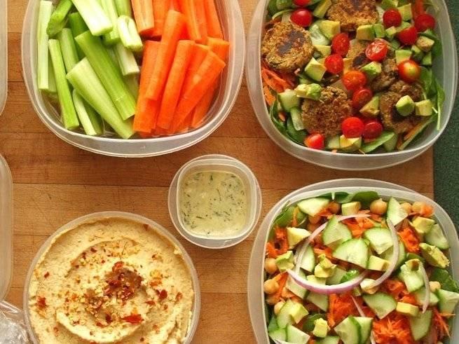 Питание при беременности с меню на каждый день