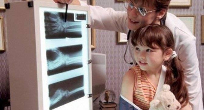 После рентгена когда можно беременеть