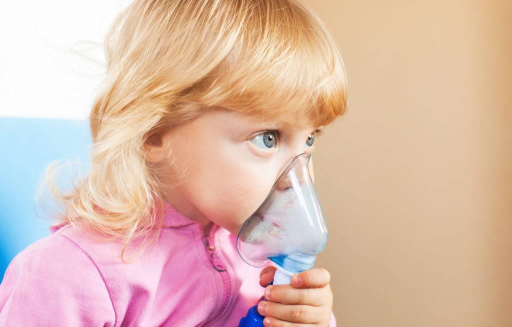 Можно ли дышать ингалятором при температуре