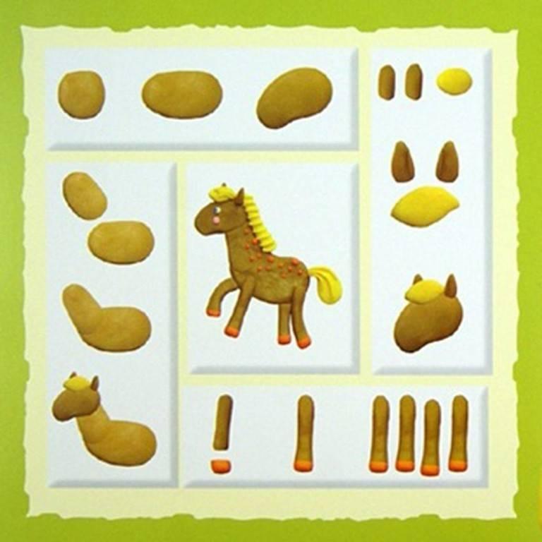 Поделки из пластилина — пошаговое описание что можно сделать своими руками и советы как научить детей лепке