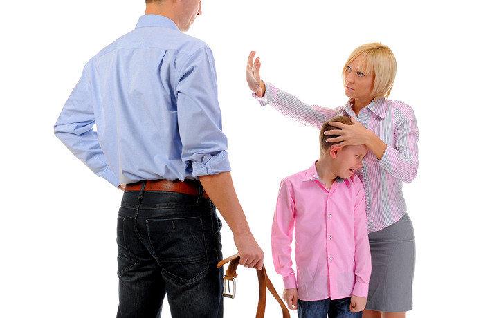 Как наказывать ребенка правильно: инструкция для родителей
