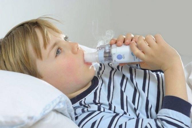 Небулайзер для лечения ребенка: важные нюансы