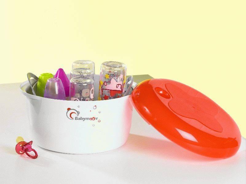 Как стерилизовать детские бутылочки в домашних условиях