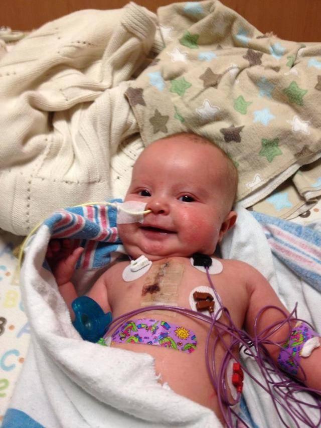 Врожденный порок сердца у новорожденных детей: причины и классификация