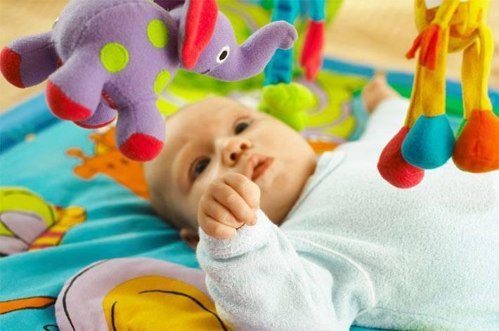Чем интересным можно заняться с ребенком в годик