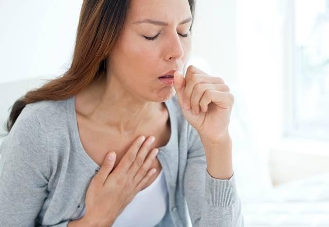 Как снять приступ лающего кашля ночью у ребенка