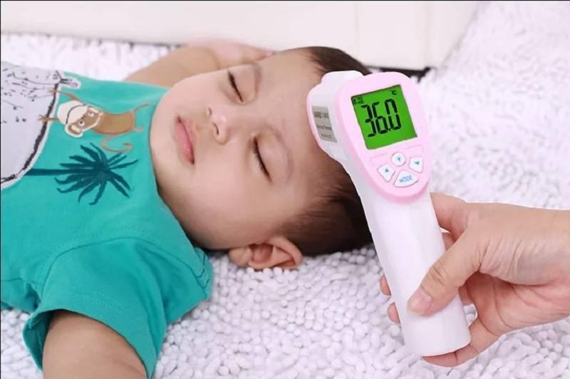Как померить температуру новорожденному | уроки для мам