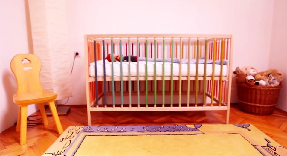 Покраска детской кроватки своими руками smartplace24.ru