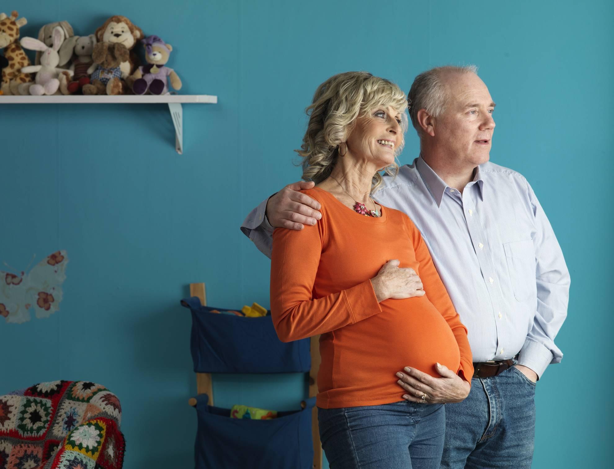 Беременность после 40 лет : за и против